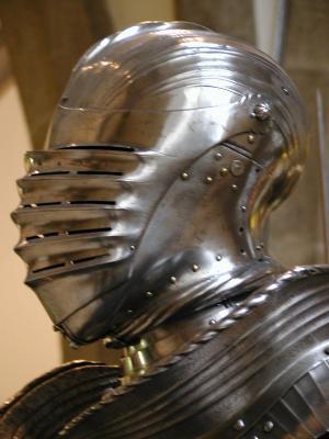 detail, medieval armor