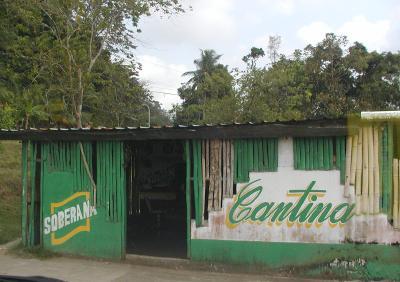 rural panama cantina