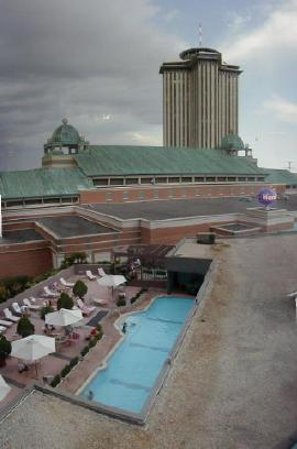 harrah's new orleans from windsor court suite