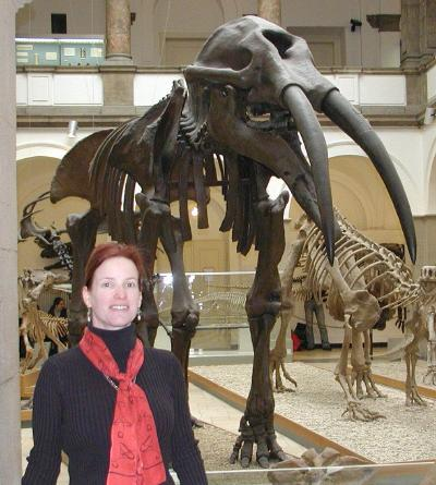 me with the munich mammoth