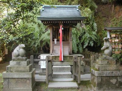 mouse shrine