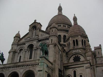 sacred heart basilica, paris