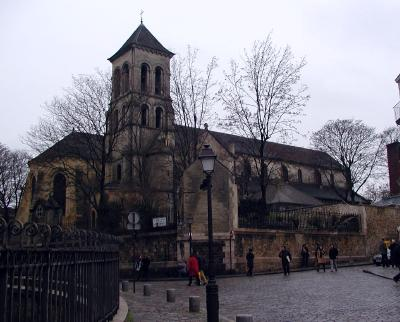 st. pierre's in montmartre, paris