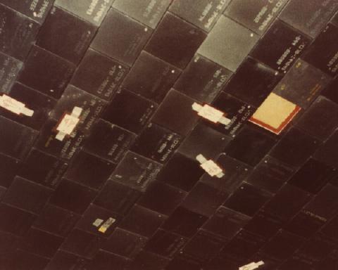 tiles, overheard, Columbia