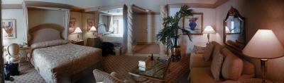 suite at treasure island, vegas
