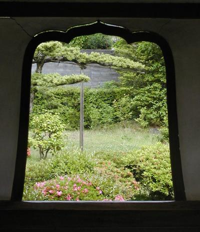 window at tofukuji