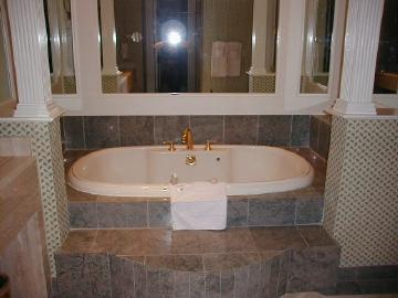 master bath hot tub